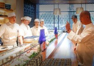 Chef Nobu Matsuhisa's in Colorado