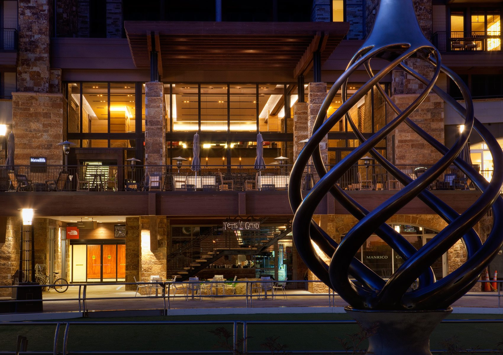 View Images of Matsuhisa Restaurant in Vail, CO