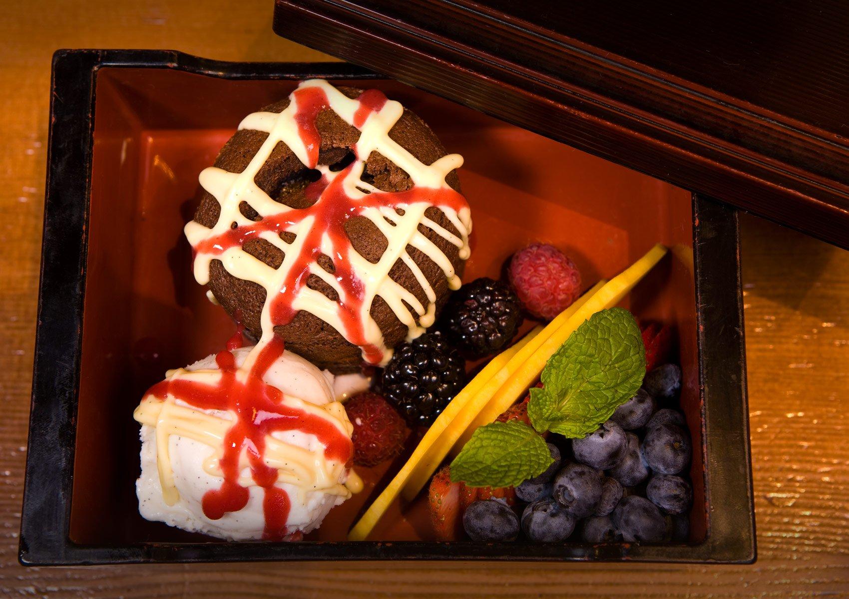 Delicious Desserts at Mastuhisa Sushi Vail CO