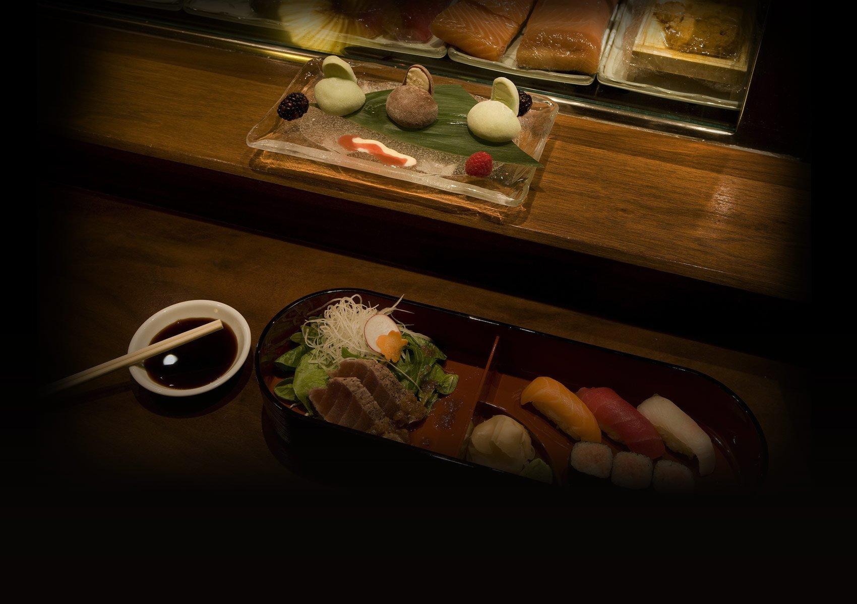 Sushi by Chef Nobu Matsuhisa in Vail, CO