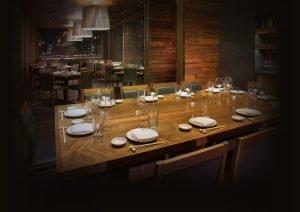 Private Dining At The Denver Matsuhisa Restaurant