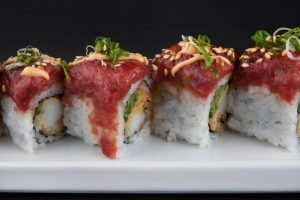 is sushi good for you