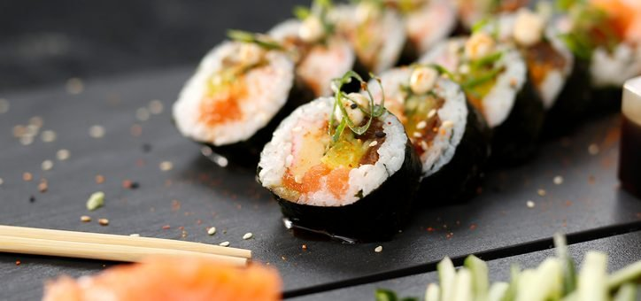Sushi Rolls: Understanding the Different Types of Makizushi