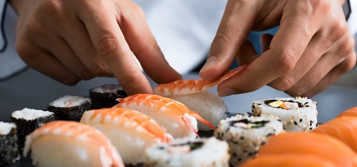 Celebrate International Sushi Day at Matsuhisa