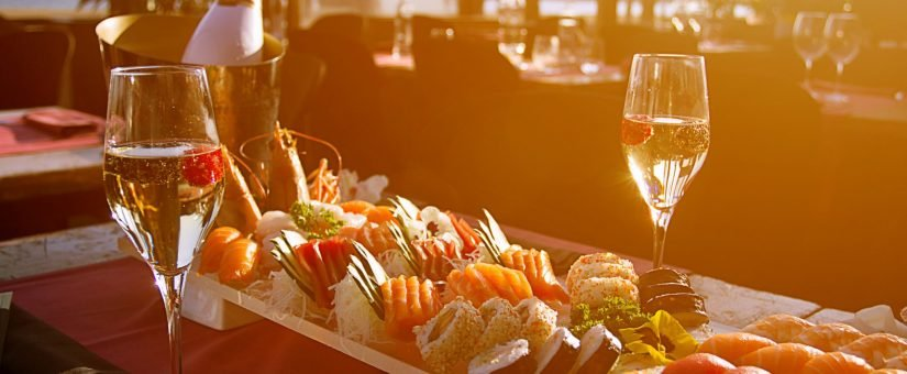The Best Sushi and Wine Pairings at Matsuhisa