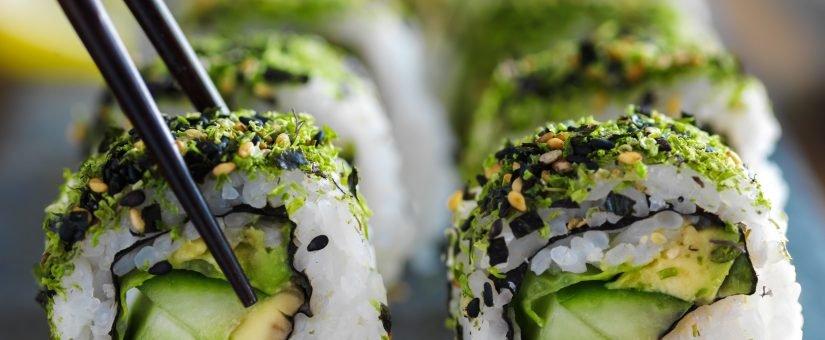 Exploring Matsuhisa's Vegetarian and Vegan Sushi Options
