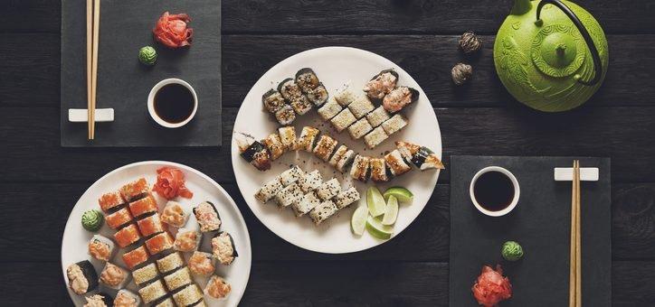 Are Sushi, Sashimi and Nigiri Kosher?