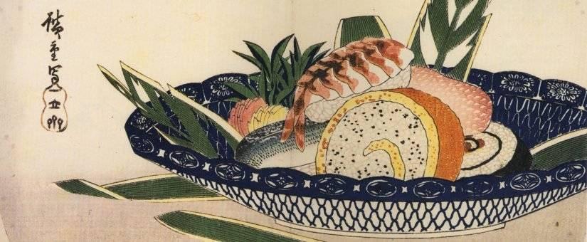 History of Sushi Rolls