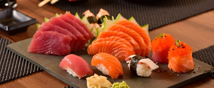 What is the Difference Between Sushi and Sashimi?